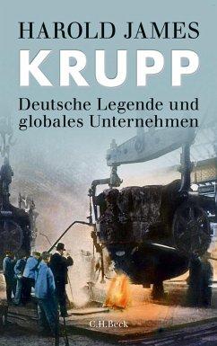 Krupp (eBook, ePUB) - James, Harold