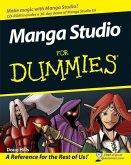 Manga Studio For Dummies (eBook, ePUB)