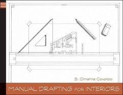 Manual Drafting for Interiors (eBook, ePUB) - Cavataio, Christine