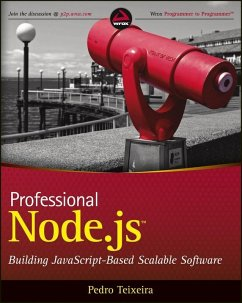 Professional Node.js (eBook, ePUB) - Teixeira, Pedro