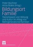 Bildungsort Familie (eBook, PDF)