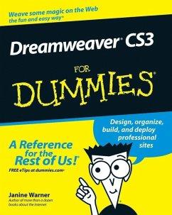 Dreamweaver CS3 For Dummies (eBook, ePUB) - Warner, Janine