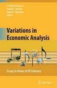 Variations in Economic Analysis (eBook, PDF)