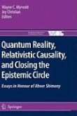 Quantum Reality, Relativistic Causality, and Closing the Epistemic Circle (eBook, PDF)
