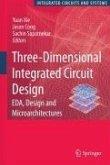 Three-Dimensional Integrated Circuit Design (eBook, PDF)
