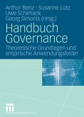 Handbuch Governance (eBook, PDF)