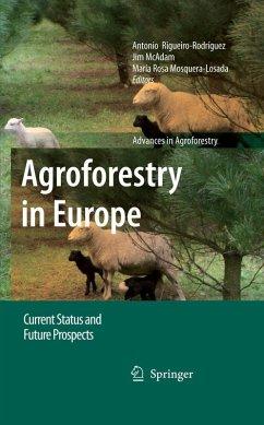 Agroforestry in Europe (eBook, PDF)