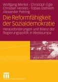 Die Reformfähigkeit der Sozialdemokratie (eBook, PDF)