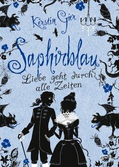 Saphirblau / Liebe geht durch alle Zeiten Bd.2 (eBook, ePUB) - Gier, Kerstin