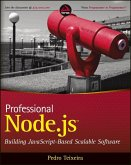 Professional Node.js (eBook, PDF)