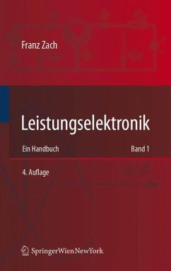 Leistungselektronik (eBook, PDF) - Zach, Franz