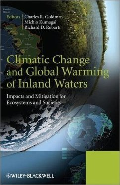 Climatic Change and Global Warming of Inland Waters (eBook, ePUB)