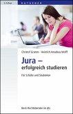 Jura - erfolgreich studieren (eBook, ePUB)