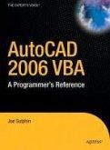 AutoCAD 2006 VBA (eBook, PDF)