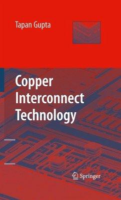 Copper Interconnect Technology (eBook, PDF) - Gupta, Tapan