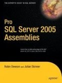 Pro SQL Server 2005 Assemblies (eBook, PDF)