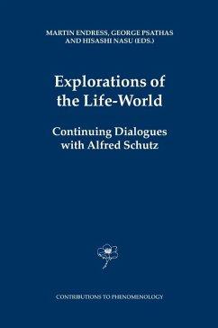 Explorations of the Life-World (eBook, PDF)