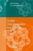 Zeolite Characterization and Catalysis (eBook, PDF)