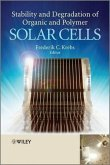 Stability and Degradation of Organic and Polymer Solar Cells (eBook, ePUB)