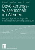 Bevölkerungswissenschaft im Werden (eBook, PDF)