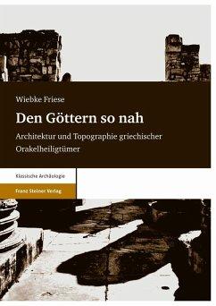 Den Göttern so nah (eBook, PDF) - Friese, Wiebke