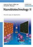 Nanobiotechnology II (eBook, PDF)