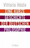 Eine kurze Geschichte der deutschen Philosophie (eBook, ePUB)