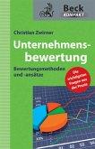 Unternehmensbewertung (eBook, ePUB)