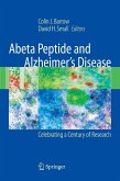 Abeta Peptide and Alzheimer's Disease (eBook, PDF)