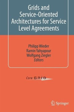 Grids and Service-Oriented Architectures for Service Level Agreements (eBook, PDF)