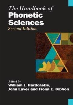 The Handbook of Phonetic Sciences (eBook, PDF)