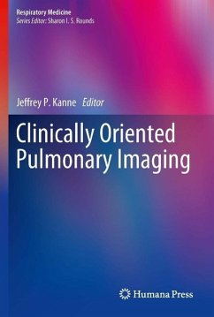 Clinically Oriented Pulmonary Imaging (eBook, PDF)