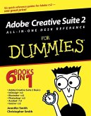 Adobe Creative Suite 2 All-in-One Desk Reference For Dummies (eBook, PDF)