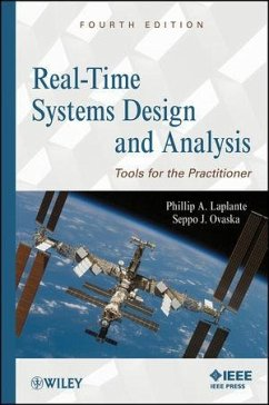 Real-Time Systems Design and Analysis (eBook, ePUB) - Ovaska, Seppo J.; Laplante, Phillip A.