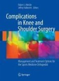 Complications in Knee and Shoulder Surgery (eBook, PDF)
