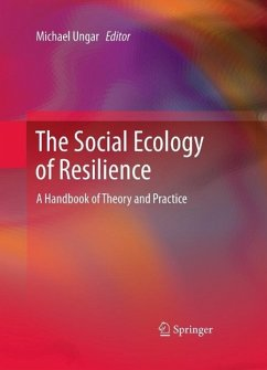 The Social Ecology of Resilience (eBook, PDF)