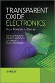 Transparent Oxide Electronics (eBook, PDF)
