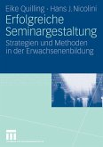Erfolgreiche Seminargestaltung (eBook, PDF)