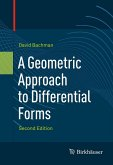 A Geometric Approach to Differential Forms (eBook, PDF)