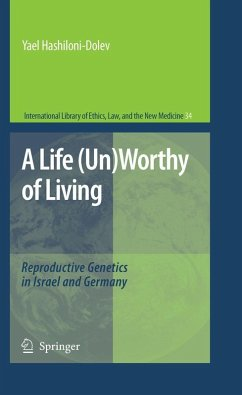 A Life (Un)Worthy of Living (eBook, PDF) - Hashiloni-Dolev, Yael