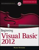 Beginning Visual Basic 2012 (eBook, ePUB)