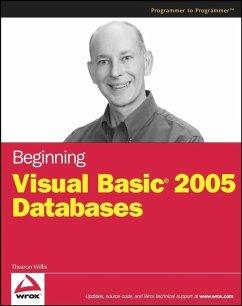 Beginning Visual Basic 2005 Databases (eBook, PDF) - Willis, Thearon