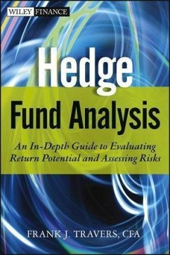 Hedge Fund Analysis (eBook, PDF) - Travers, Frank J.
