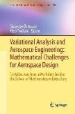 Variational Analysis and Aerospace Engineering: Mathematical Challenges for Aerospace Design (eBook, PDF)