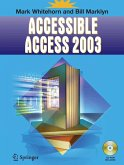 Accessible Access 2003 (eBook, PDF)