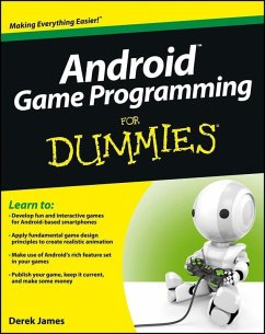 Android Game Programming For Dummies (eBook, ePUB) - James, Derek