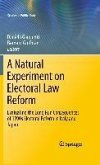 A Natural Experiment on Electoral Law Reform (eBook, PDF)