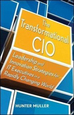 The Transformational CIO (eBook, PDF) - Muller, Hunter