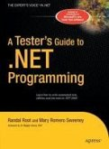 A Tester's Guide to .NET Programming (eBook, PDF)