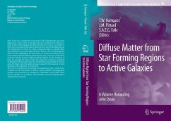 Diffuse Matter from Star Forming Regions to Active Galaxies (eBook, PDF)